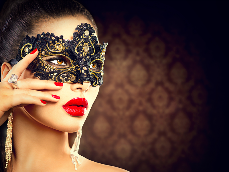Tickets For The Charity Masquerade Ball